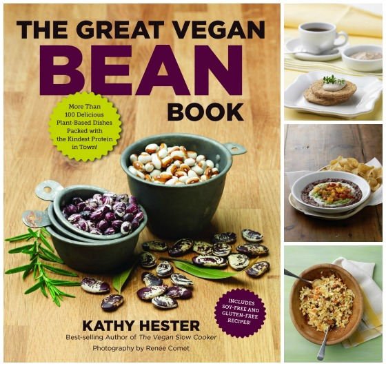 Kathy-Hester-Great-Vegan-Bean-Book