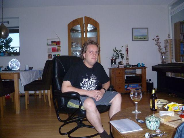 2011, net voordat ik begon met plantaardig eten